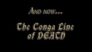 Counter Monkey - The Conga Line of Death