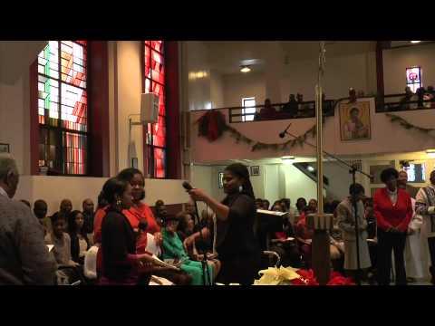Sacre Coeur-Messe 2-4 janvier