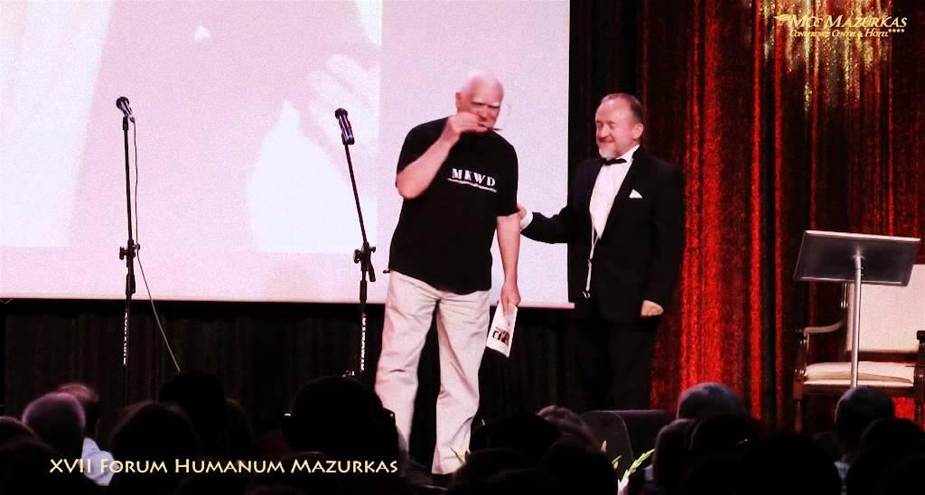 XVII Forum Humanum Mazurkas- Wojciech Dąbrowski -