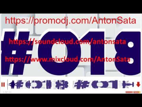 Anton Sata - Line Podcast. Episode 18 (Techno Podcast) {11.09.2016}