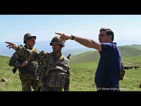 Новости Армении и Арцаха/Итоги дня/ 18 июня 2021