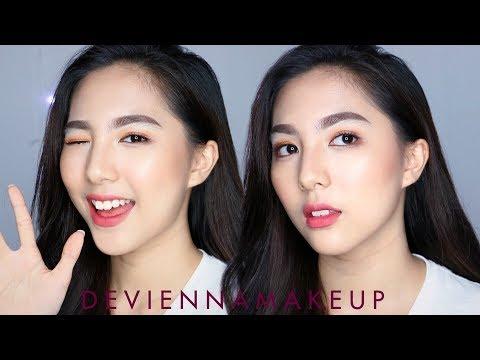 Nayeon 'Twice' Makeup Look Tutorial | Korean | Dewy Face