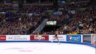2014 US Nationals-Mirai Nagasu LP [HD]