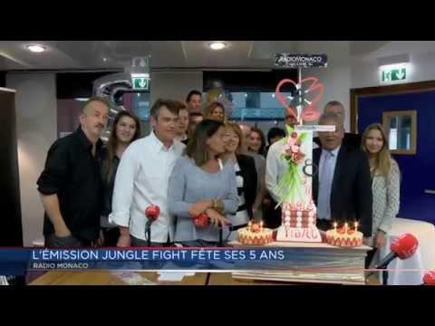 L'émission Jungle Fight fête ses 5 ans sur Radio Monaco