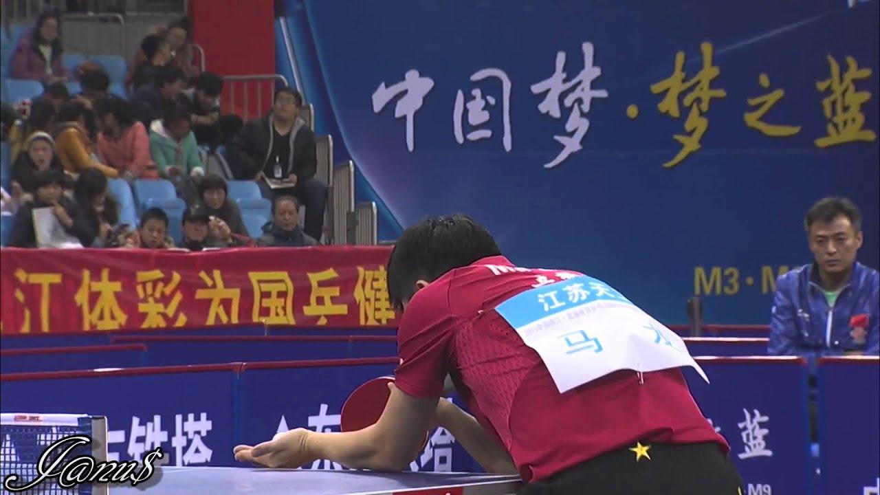 2015 China Trials For Wttc 53rd Ma Long Zhang Jike Full Match