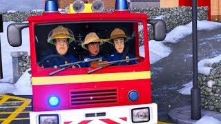 Sam le Pompier francais | De grands sauvetages! | Épisode Complet | Dessin Animé