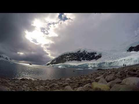 Neko Harbour - Antarctica - Polar Pioneer and Glacier