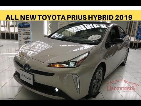 PRIUS HYBRID 2019 | TOYOTA PRIUS HYBRID 2019 PRICE IN BANGLADESH | BRAND NEW PRIUS |