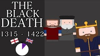 Ten Minute English and British History #14 - Richard II, The Black Death and the Peasants' Revolt