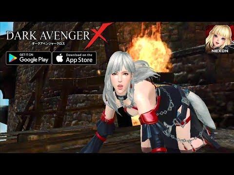 Dark Avenger X (JP) RPG Action By: Nexon (Android/IOS)