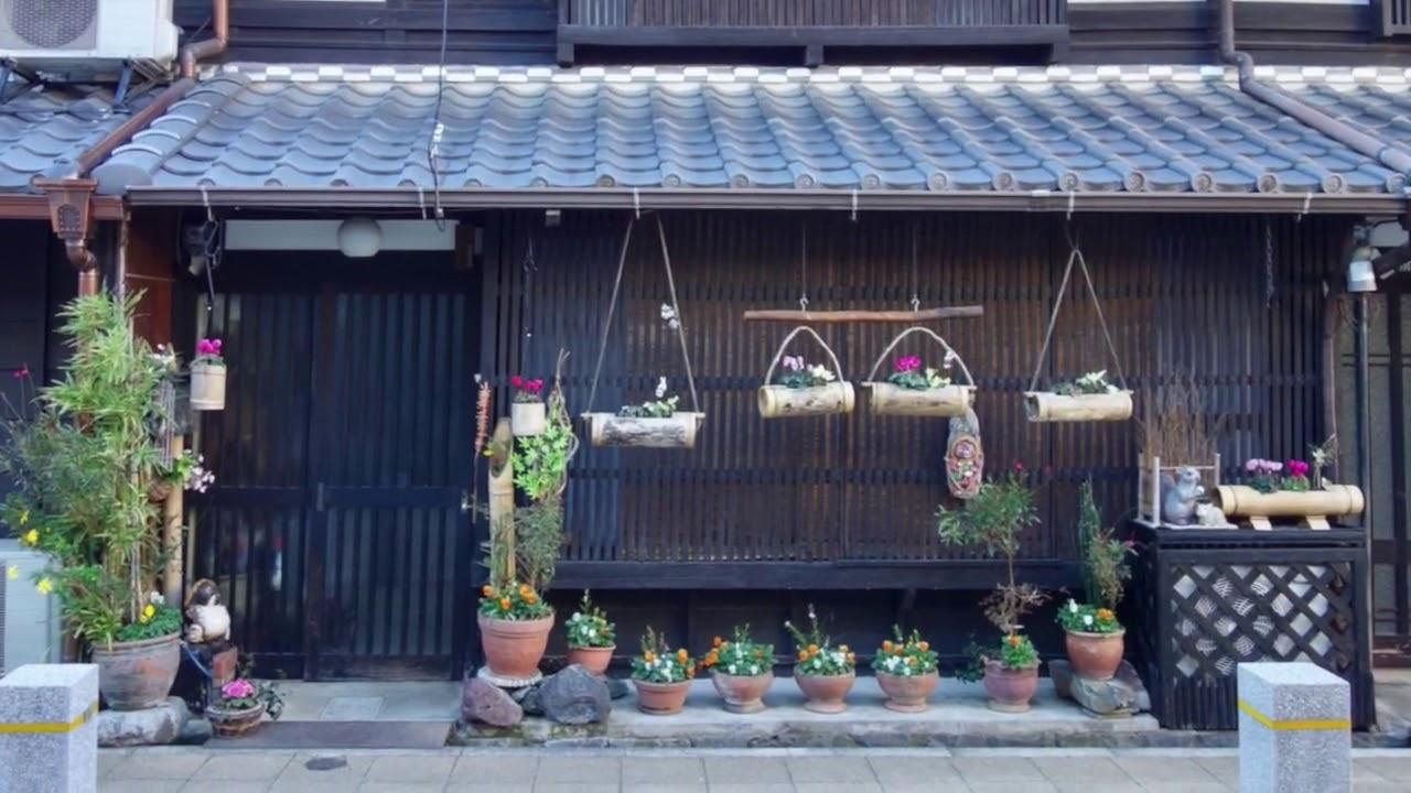 世界の路地写真 名古屋円頓寺四間道