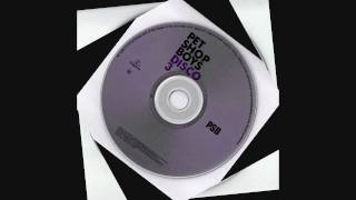 PET SHOP BOYS - Somebody else's business (PSB Extended Mix)