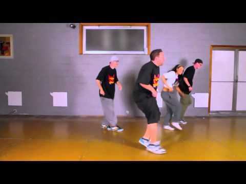 Lmfao-Party Rock Anothem HD Music from choreography tutorial