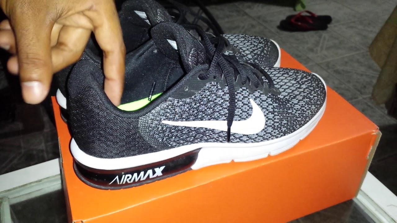 Nike En Air Max Sequent 2 En Nike Español Youtube f18197