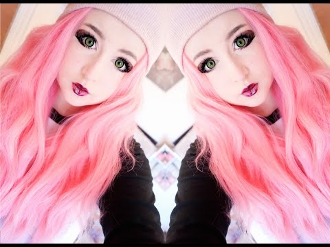 ✖ Pastel Goth Inspired Look! ✖