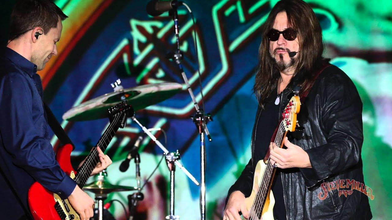 Cry Cry Cry Steve Miller Band Shazam