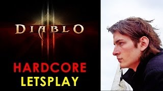 Diablo 3 — hardcore letsplay #5 — Леорик любит Магду (Demon Hunter A1 MP3 Inferno)
