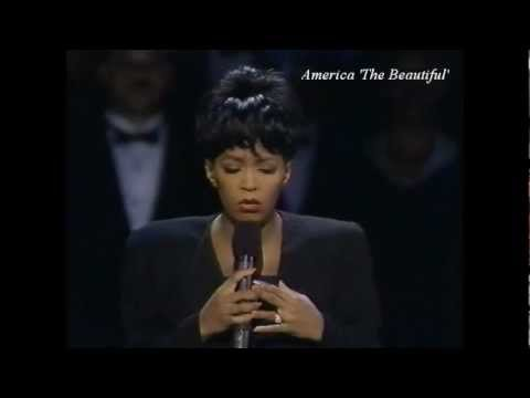 Anita Baker (LIVE)(America 'The Beautiful')
