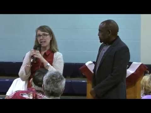 "Jesse Peterson Speaks at ""Uniting the Races"" Event in North Carolina"