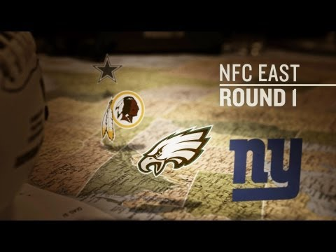 2012 NFL Draft Grades Round 1: NFC East Edition
