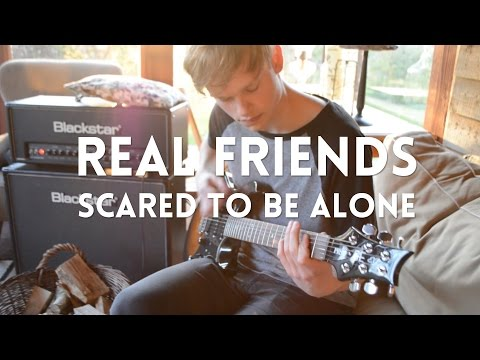 Real Friends - Scared To Be Alone (COVER by Alive Again)