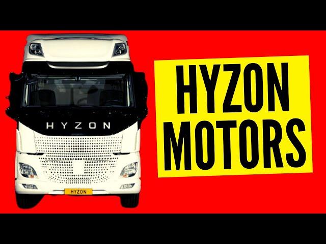HYZON MOTORS DESENVOLVE NOVA TECNOLOGIA DE HIDROGÊNIO