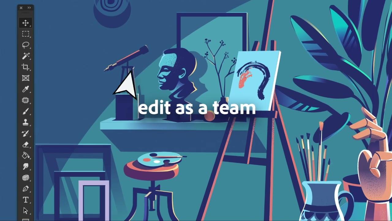 Adobe Collaboration - Strong Teams   Adobe Creative Cloud