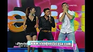 VIDEO: FELICES LOS 4 (en La Revista)