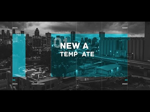 After Effects Template: Depth of Emotions // Urban Opener