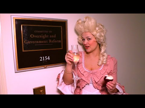 Marie Antoinette Does Congress