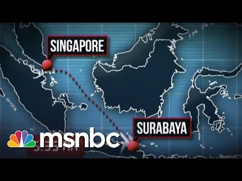 AirAsia Search Complicated By Weather | msnbc