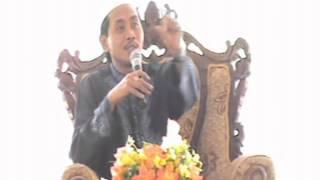 Pengajian KH Anwar Zahid di STIKES ICME JOMBANG