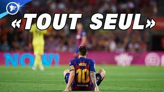 Lionel Messi est totalement isolé au sein du vestiaire du Barça | Revue de presse