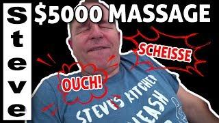 $5000 Massage - Brutal Fingers ??♂️ ??