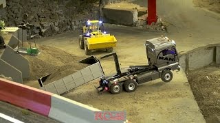 R/C trucks and construction machines - RCTKA Gold fever part 4