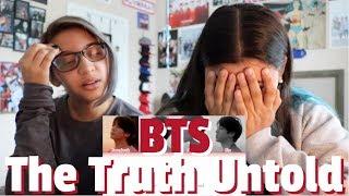 BTS 'The Truth Untold' (feat. Steve Aoki) Lyric REACTION!!!