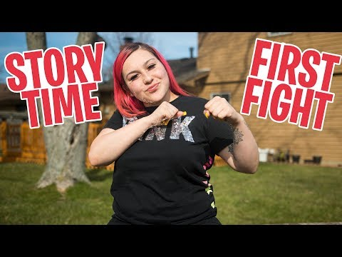 """Story Time w/Brianna Guerra """"First Fight"""" thumbnail"""