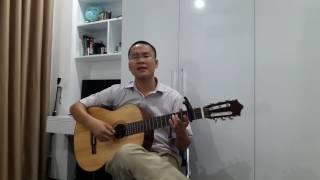 Mưa rừng-guitar