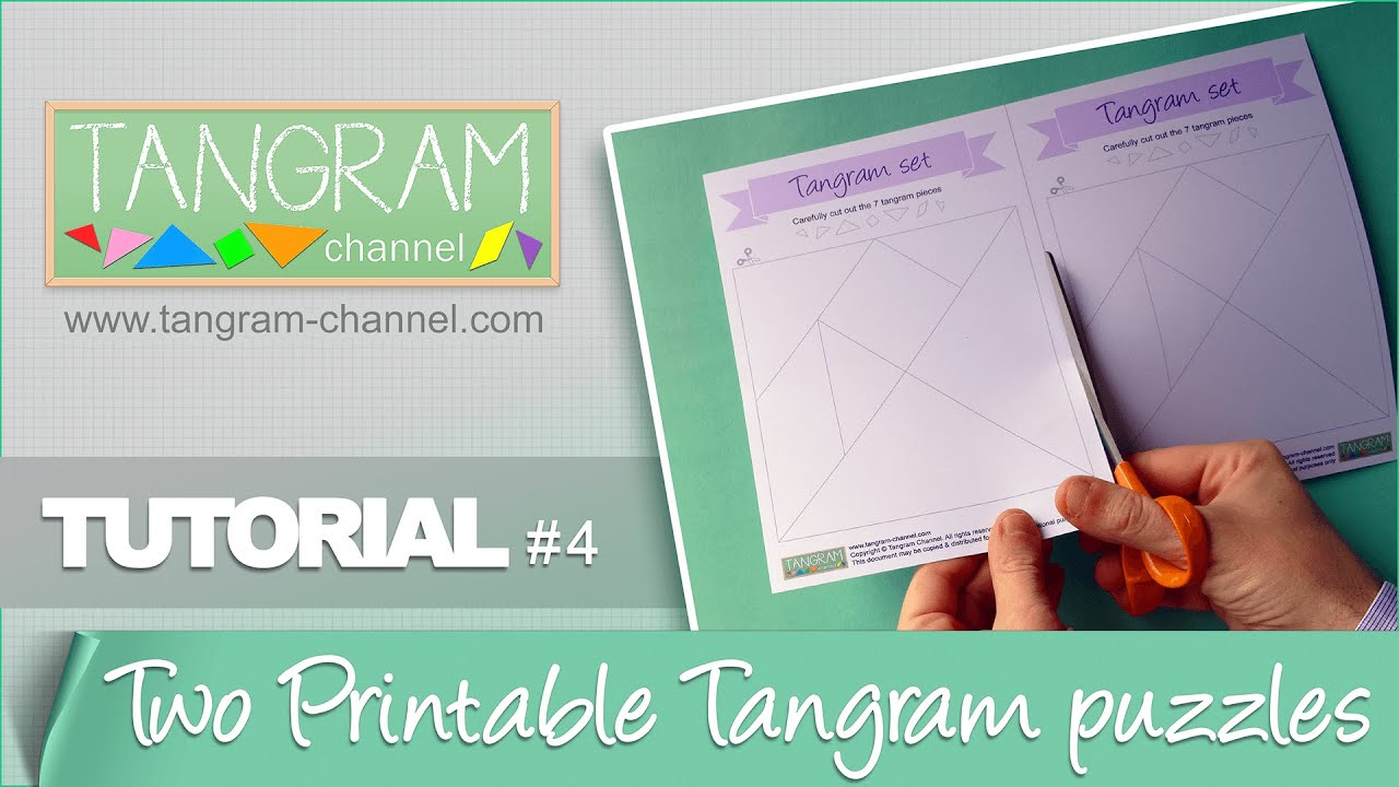 photograph relating to Printable Tangram Pieces referred to as Tangrams in the direction of slice out - Selling lecturers and learners with