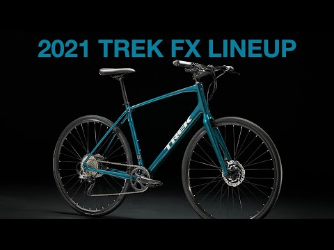 2020 vs 2021 Trek FX Series! What's changed?
