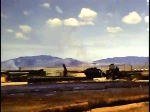 CAM RANH BAY VIETNAM 1970-71 Unedited footage