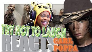 Try Not To Laugh | Carl Poppa | La Jiggy Jar Jar Doo Reaction | AyChristene Reacts