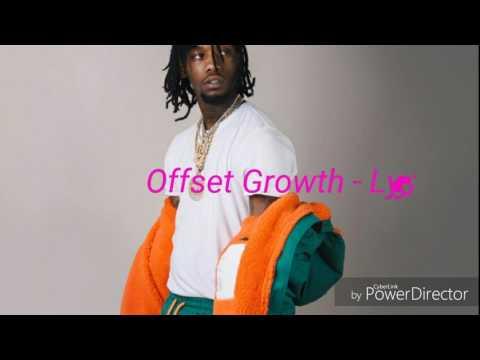 Offset(Migos) - Growth LYRICS