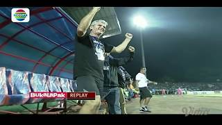 Piala Presiden 2018 : Gol Thiago Fortuoso Arema FC (1) vs Persela Lamongan (0)