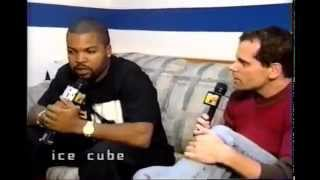 MTV News - Interviews with Limp Bizkit, Ice Cube & Korn (Family Values Tour 98)