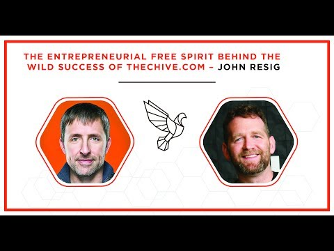 The Entrepreneurial Free Spirit Behind the Wild Success of theCHIVE.com  John Resig