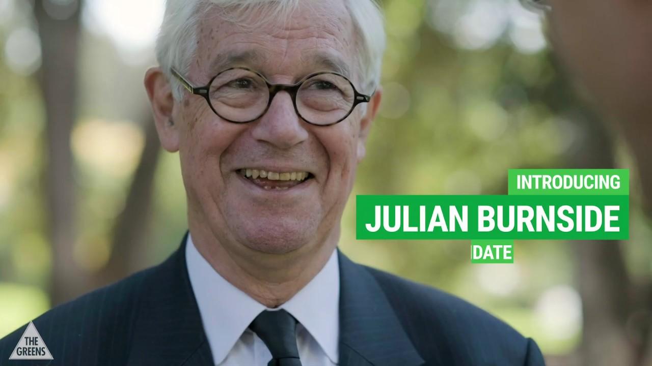 Introducing Julian Burnside - YouTube