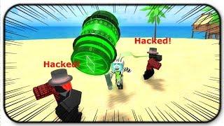 Roblox Ban Hammer Simulator rebirth Hammers Hacking gli hacker con l'inator Hack