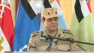 حقيقة الوضع الأمني في سيناء