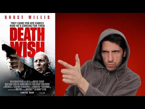 Death Wish – Movie Review